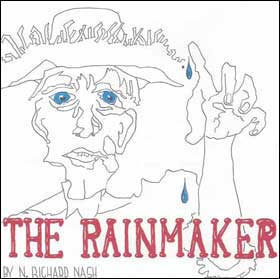 the cover of the The Rainmake program