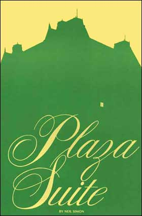 The Plaza Suite poster